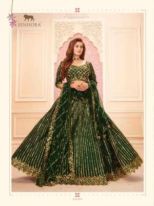 Senhora Dresses Sakhi Bridal Heritage Vol-7