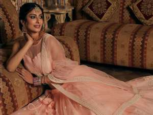 Tejasvee  Aakrut Exclusive Designer Lehenga Choli