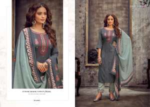 VOGUE VOL 6 TOP WITH BOTTOM AND DUPATTA
