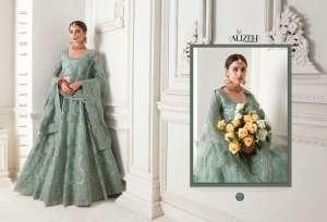 Alizeh Suit BRIDAL HERITAGE VOL 1 1010