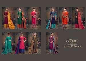 Belliza Designer Studio nizam e patiala vol 2 455-011