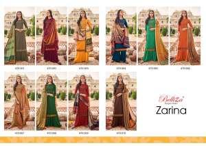 Belliza Designer Studio zarina Pure Pashmina Shawl Digital Print 470-012