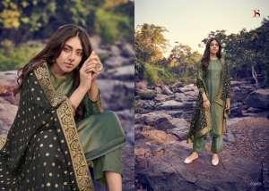 DEEPSY SUIT ahana Pure modal silk Jequard dupatta 61002