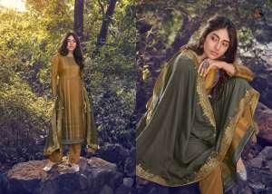 DEEPSY SUIT ahana Pure modal silk Jequard dupatta 61004