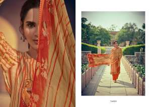 mishka by deepsy pashmina 76001-76006 series  4794 + 5% Gst Extra winter wear suits online supplier