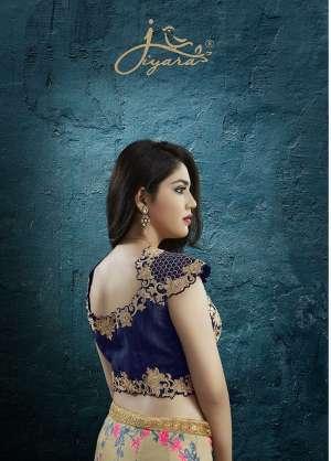 jiyara fashion launching Jiyara L-41-47 Series Lehengha series designer collection wholesale