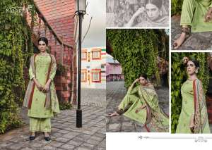 kalakriti classic fragrance 2901-2908 series  3992 + 5% Gst Extra cotton printed casual wear salwar suits
