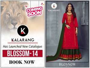 Kalarang creation blossom vol 14 2005