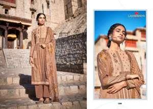 laxmimaya silk mills izabela pure wool digital print shawl 1256
