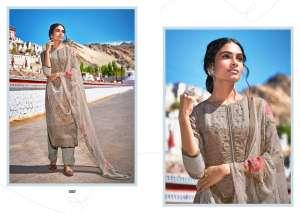 laxmimaya silk mills izabela pure wool digital print shawl 1257