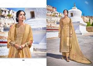 laxmimaya silk mills izabela pure wool digital print shawl 1261