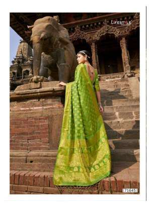 Lifestyle Saree SHOBHNA 71647