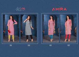 lilly style of india AMIRA 2001
