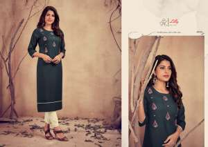 lilly style of india MARIYA WITH PENT 1032