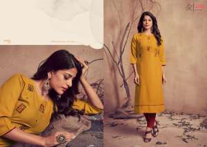 lilly style of india MARIYA WITH PENT 1034
