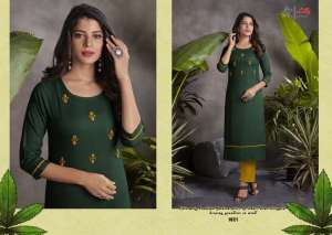 lilly style of india raj shree 1020