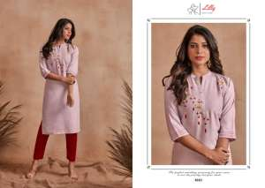lilly style of india SAMPANN 1001