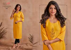 lilly style of india SAMPANN 1002