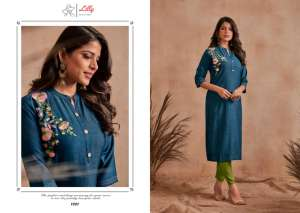 lilly style of india SAMPANN 1003