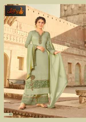 lilly style of india SAMPANN 3