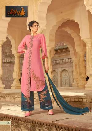 lilly style of india SAMPANN 5