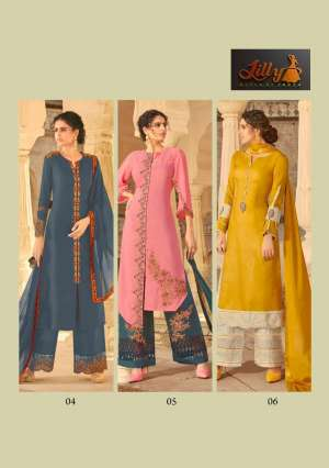 lilly style of india SAMPANN 8