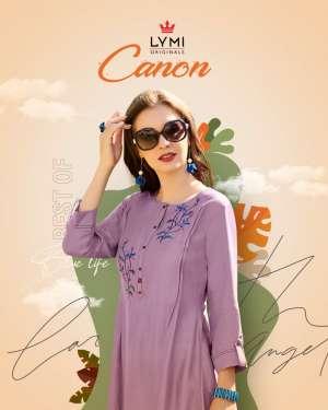 LYMI (Kessi Fabrics Pvt. Ltd.) canon 4001-4004 series 1400 + 5% Gst Extra Viscose Moss affordable price tops catalog