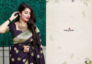 Manjubaa Clothing MAHADEVI SILK 4300