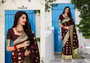 Manjubaa Clothing MAHADEVI SILK 4301