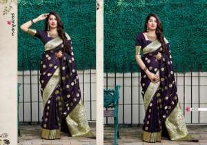 Manjubaa Clothing MAHADEVI SILK 4302