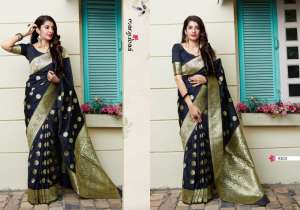 Manjubaa Clothing MAHADEVI SILK 4303