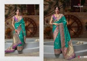 Manjubaa Clothing MAITHILI SILK 3403