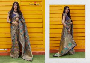 Manjubaa Clothing MAITHILI SILK 3404