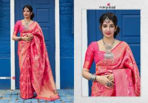Manjubaa Clothing MAITHILI SILK 3405