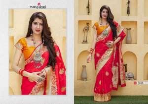 Manjubaa Clothing MAITHILI SILK 3406
