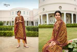 Meera Trendz LLP charmy Velvet-1 1649