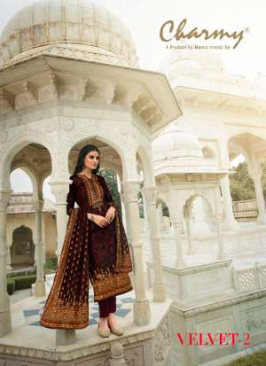 Meera Trendz LLP charmy Velvet-2 1820