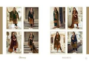Meera Trendz LLP charmy Velvet-2 1828