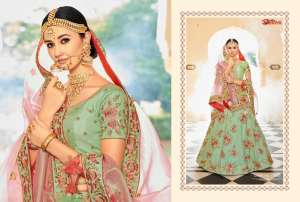 Pragya Saree 7021-7030 SERIES 7023