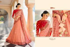 Pragya Saree 7021-7030 SERIES 7026