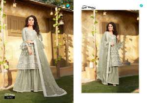NOOR BY RSF 3692-3695 series 7180 + 5% Gst Extra