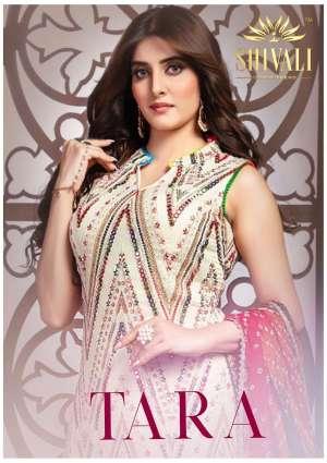 shivali fashion tara regal 01-05 series kurti catalog