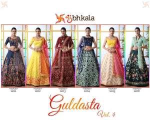 shubhkala GULDASTA VOL 4 1205