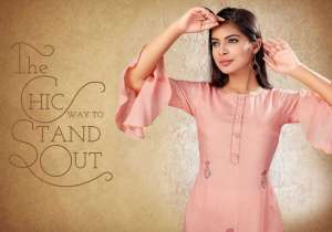 snapstyle launch malang 705-708 series  2980 + 5% Gst Extra viscose maslin exclusive design kurti