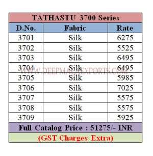 Tathastu 3700 Series 3700