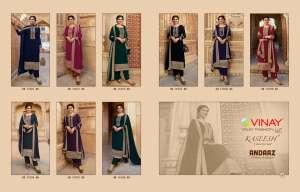 Vinay Fashion KASEESH ANDAAZ 14110
