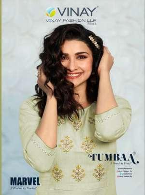 Vinay Fashion marvel kurti with pant 37950