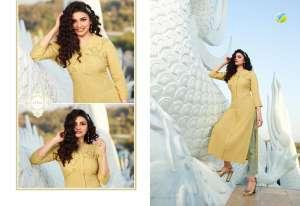 Vinay Fashion marvel kurti with pant 37952