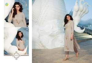 Vinay Fashion marvel kurti with pant 37956