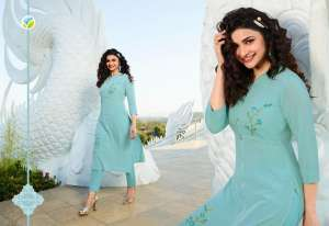 Vinay Fashion marvel kurti with pant 37958